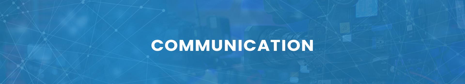 COMMUNICATION - NMK Electronics