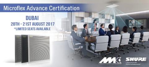 NMK MXA Certification 2016