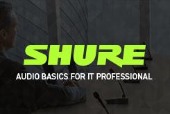 Audio basics for IT professional