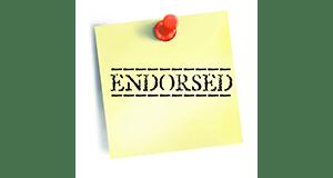 Endorsement - News