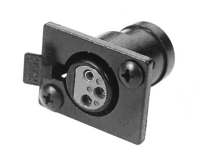 XLR-PS3 – 3 Pin XLR Panel Socket - News