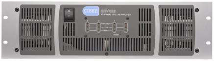 CXV425 4 x 250W 100V Line Amplifier - News