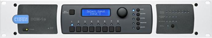 DCM1e Ethernet Digital Control Zone Mixer - News