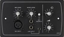 LM-2B Line/Mic/Remote Mixer Module - News