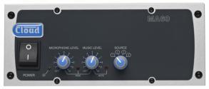 MA60 Mixer/Amplifier - News