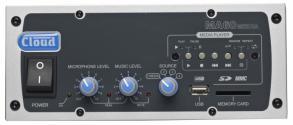 MA60Media Mixer/Amplifier - News