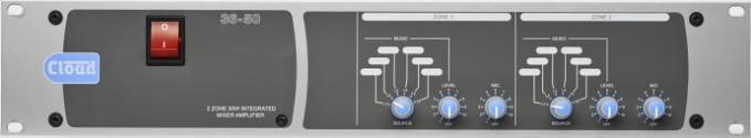 36-50 2 Zone Plus Utility Mixer/Amp - News