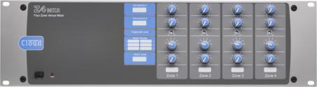 Z4MK3 4 Zone Mixer - News