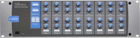 Z8MK3 8 Zone Mixer - News