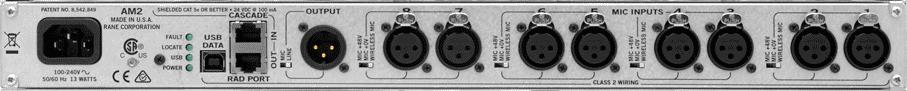 AM2 Automixer - News