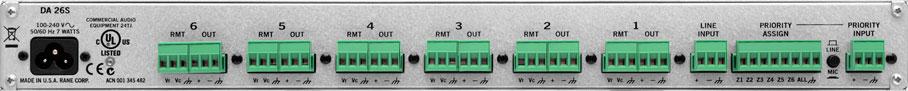 DA 26S Distribution Amplifier - News