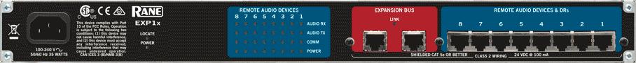 EXP1x Remote Audio Expander - News