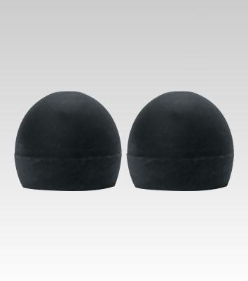 Large Black Soft Flex Sleeves - News