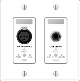 RAD18 – XLR Mic Input / 1/4″ Balanced Line Input - News