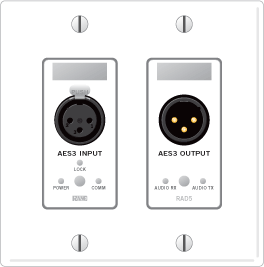 RAD5 – AES3 Input / AES3 Output - News
