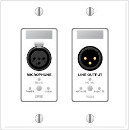 RAD9 – XLR Mic Input / XLR Line Output - News