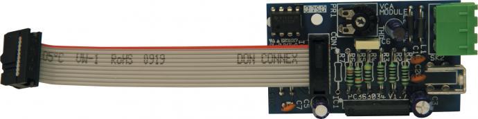 VCA-5 1 Channel VCA Card - News