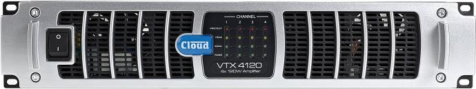 VTX4120 4 x 120W Amplifier - News