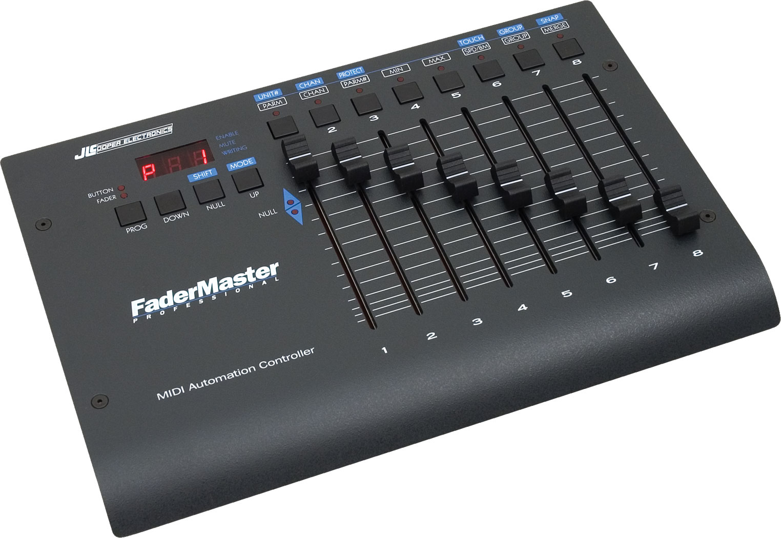 FaderMaster Professional - News