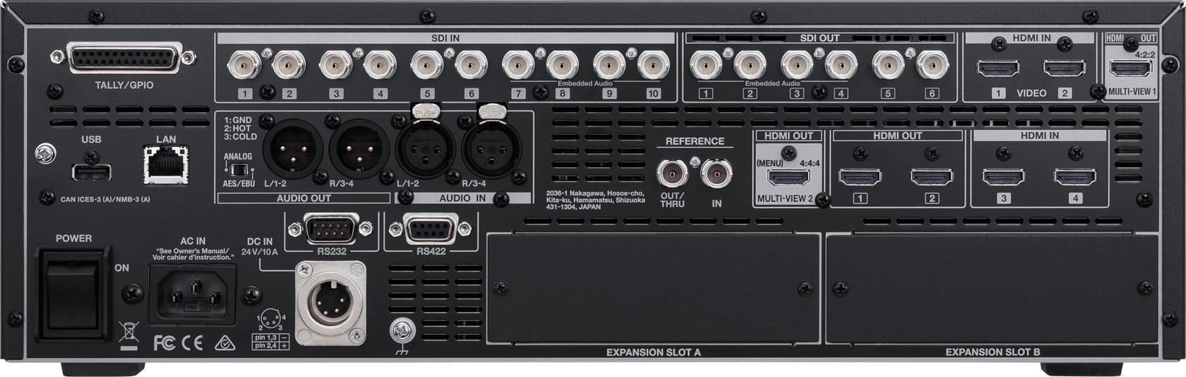 V-1200HD - News