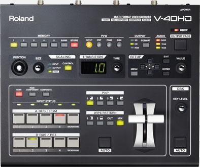 V-40HD - News