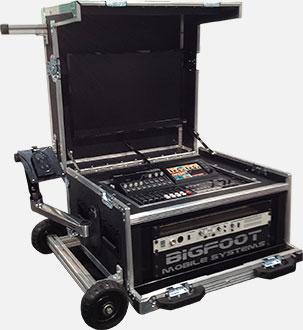 VR-50HD Bigfoot Case - News