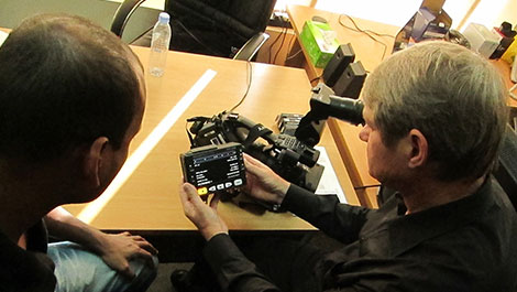 Almoe AV Production Acquires New HD Video Recorder - News