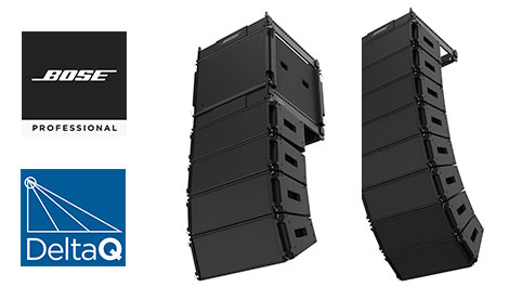 Bose Professional Takes New ShowMatch™ DeltaQ™ Array Loudspeakers on the Road - News