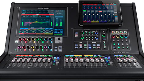 Review: Roland M-5000C - News