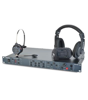 Clear-Com – CZ-DX410-4UP DX410 Belt Pack System - News