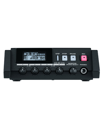 Roland Pro A/V – R-44 | 4-Channel Portable Recorder - News