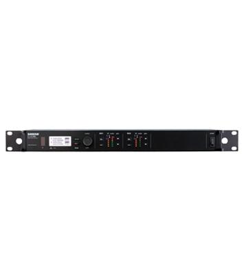 Shure – ULXD4D Dual-Channel Wireless Receiver - News