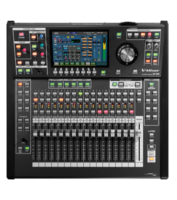Roland Professional A/V – M-300 32-Channel Live Digital Mixing Console - News