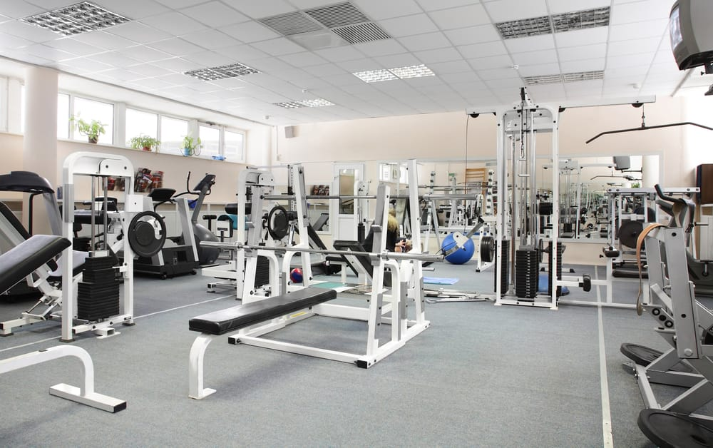 NMK Electronics GYMNASIUM – INSTALLED SYSTEM