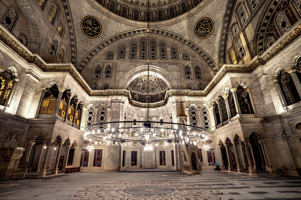 LARGE MOSQUE - News