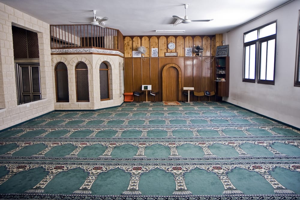 SMALL MOSQUE - News