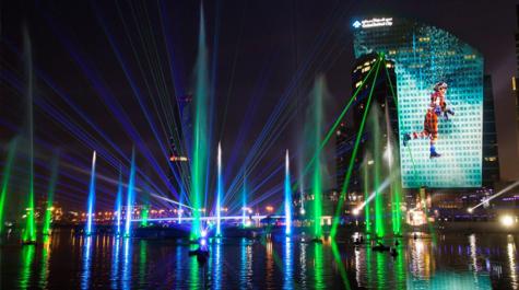 Clear-Com Contributes to Dubai Festival City's Record-Breaking New Attraction!