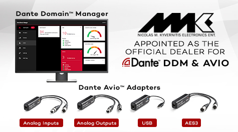 NMK Electronics | Nmk Appointed As The Official Dealer For