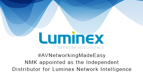 NMK Appointed as the Independent Distributor for Luminex Network Intelligence
