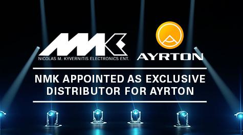 NMK to Distribute Ayrton Lighting in the GCC