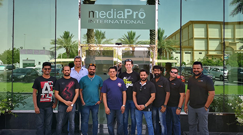 Luminex Training Course Takes Place at MediaPro, Dubai
