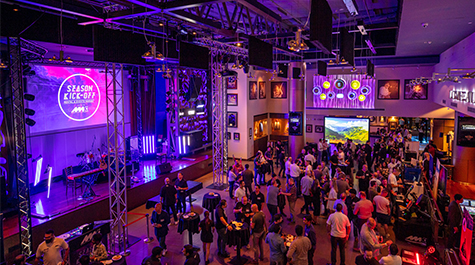 NMK Electronics | Season Kick-Off Night, Rental & Events Market