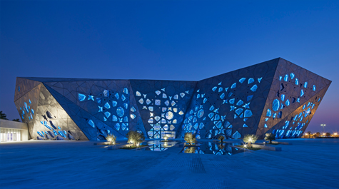 Sheikh Jaber Al-Ahmad Culture Centre invests in Clear-Com FreeSpeak II® Solution