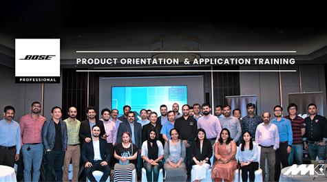 Bose Professional Certification In Abu Dhabi