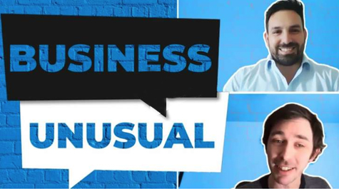 Business Unusual: Dino Drimakis