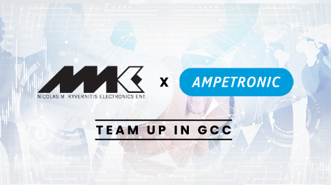 NMK And Ampetronic Team Up In GCC - News