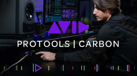 Avid Unveils Next Generation Pro Tools | Carbon Hybrid Audio Production System Designed Specifically for Music Creators - News